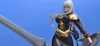 Illustration for article titled Valkyria Chronicles Figure Is As Stoic As It Is Desirable