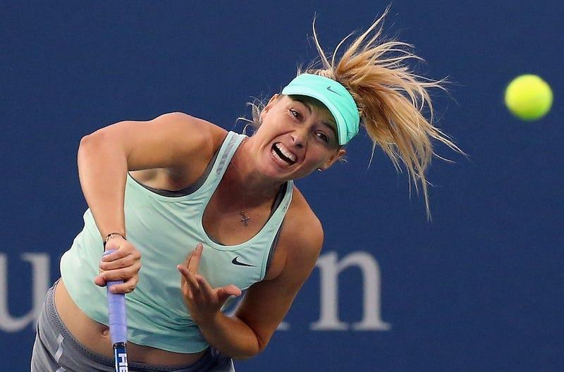Illustration for article titled Maria Sharapova To Change Name To Maria Sugarpova