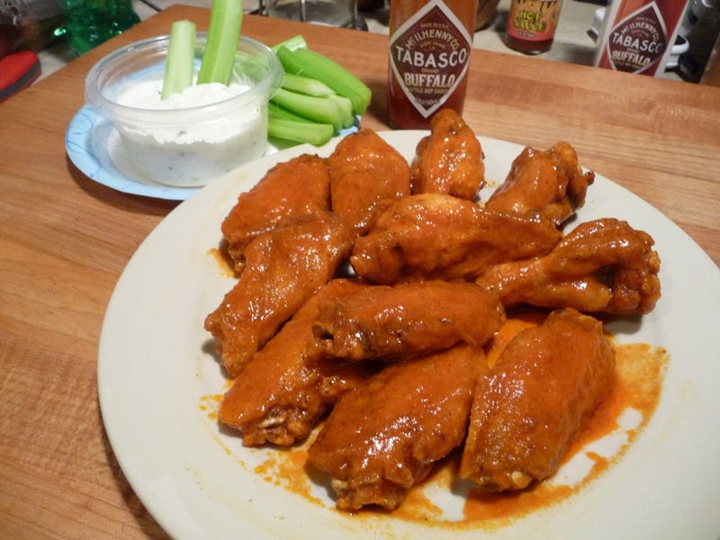 Illustration for article titled Is there any sauce better than Buffalo Sauce?