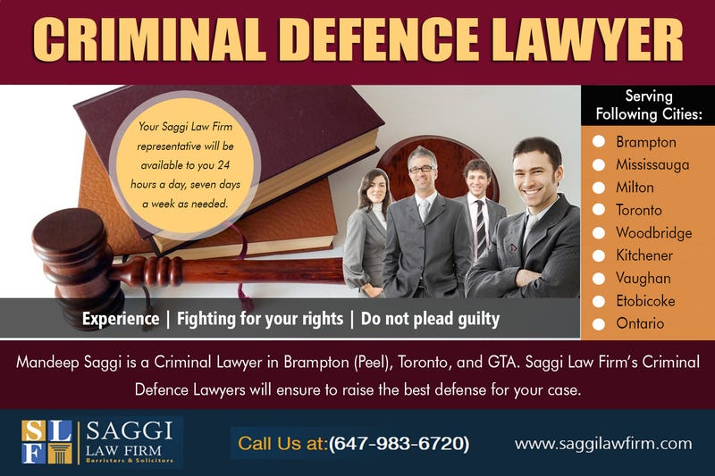 Illustration for article titled Criminal Defence Lawyer