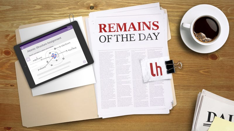 Illustration for article titled Remains of the Day: Google Updates Their Tools for Education With New Features