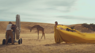"""A still from Taylor Swift's music video for """"Wildest Dreams""""YouTube"""