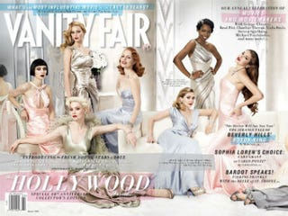 Vanity Fair's 2012 Hollywood Issue (Vanity Fair)