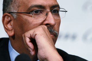 RNC Chairman Michael Steele is ousted.