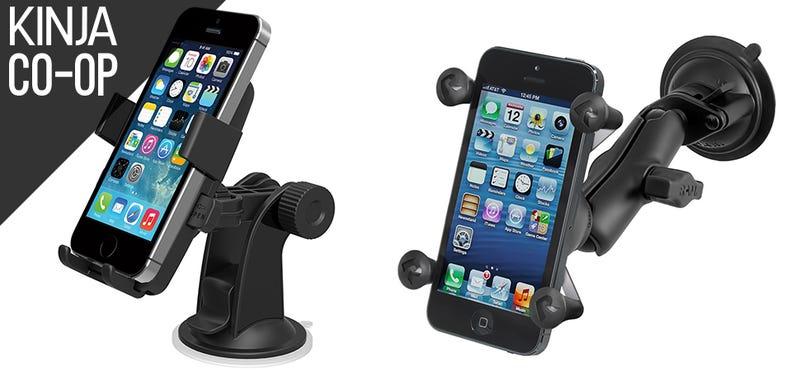 Illustration for article titled Best Smartphone Car Mount Tie-Breaker