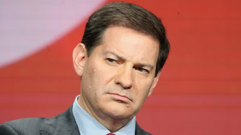 Illustration for article titled Mark Halperin's Redemption Tour Isn't Exactly Smooth Sailing