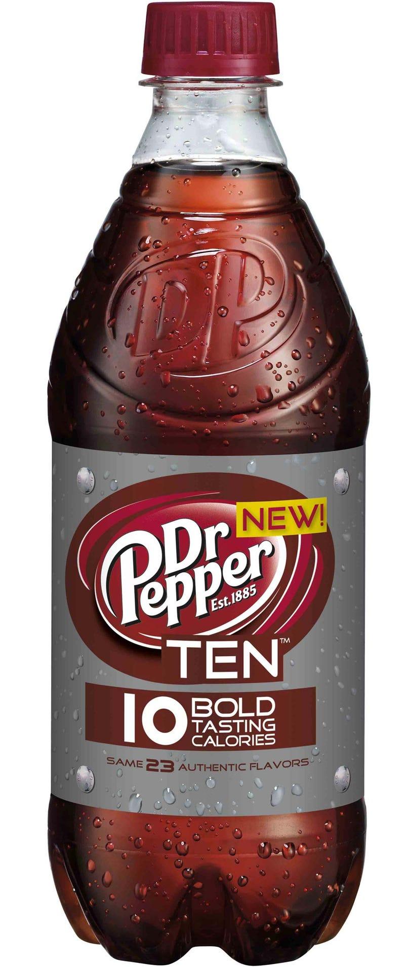 Illustration for article titled New Dr Pepper Drink Aimed At Men