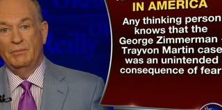 Bill O'Reilly (Fox News screenshot)