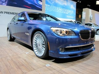 Illustration for article titled The 2011 BMW Alpina B7: $122,865 Of Flagship Goodness