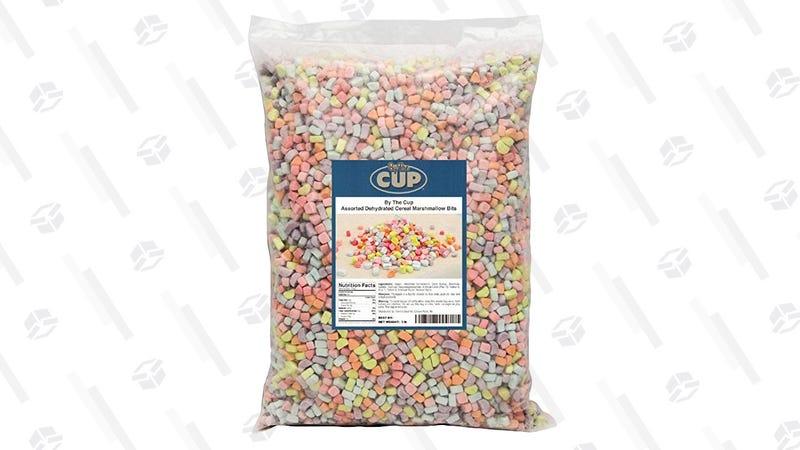 3-Pound Bag of Cereal Marshmallows | $19 | Amazon