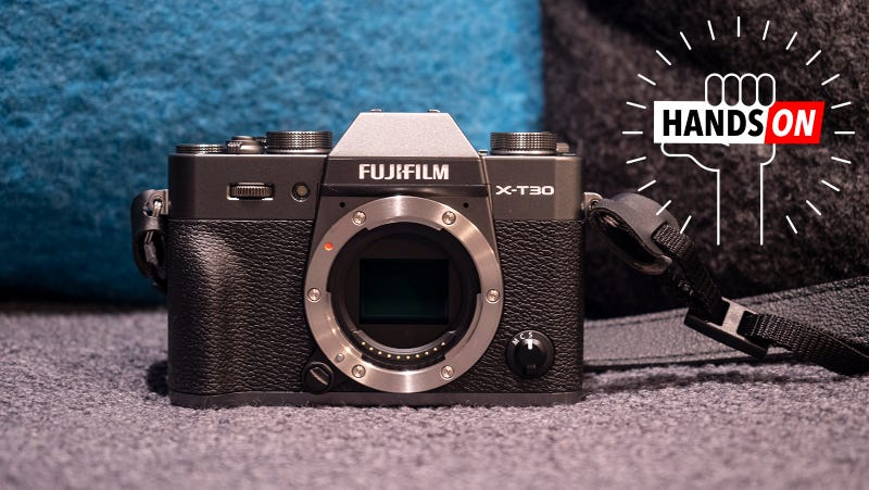 Illustration for article titled Fujifilm's X-T30 Mirrorless Camera Is a Little Fussy, But Absolutely Gorgeous
