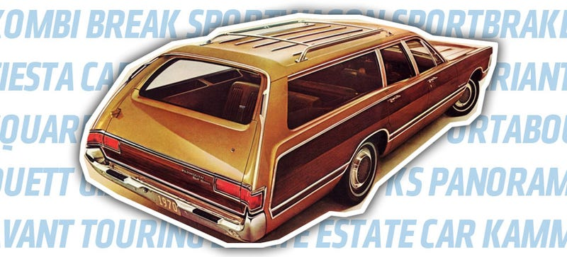 Illustration for article titled Why Won't Automakers Call Wagons Wagons?