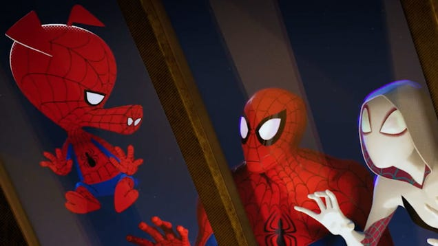 The Animators Behind Into the Spider-Verse Got Together To Create Their Own Fantastic Audio Commentary