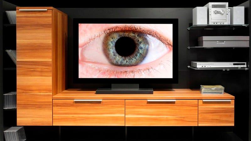 Tu televisor inteligente también sirve para espiarte