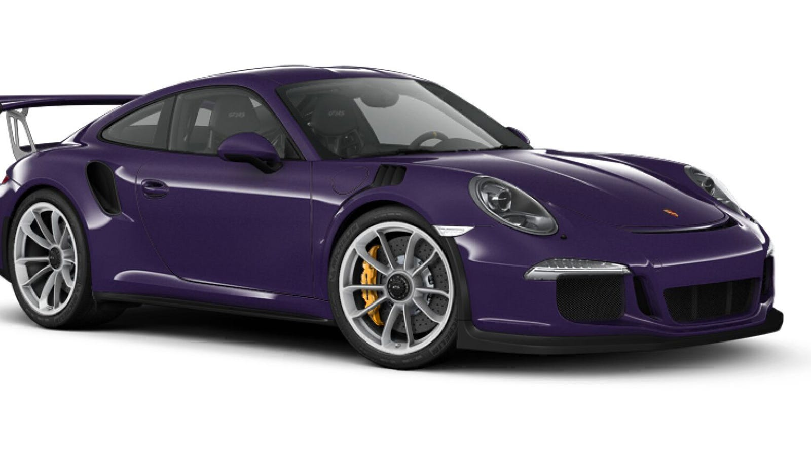 How You D Option Your 2016 Porsche 911 Gt3 Rs