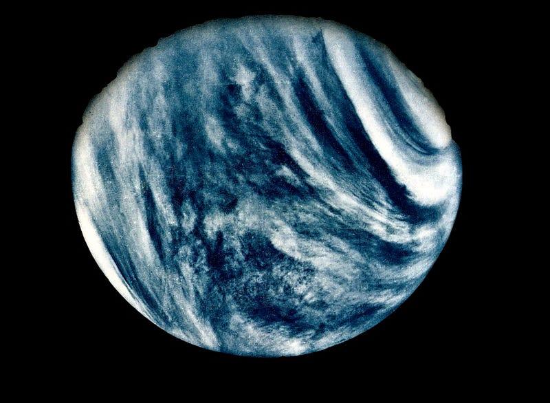 Illustration for article titled La foto más bella de Venus se hizo hace 40 años