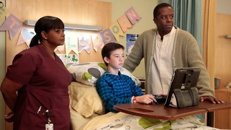 Octavia Spencer, Griffin Gluck, Adrian Lester (Fox)