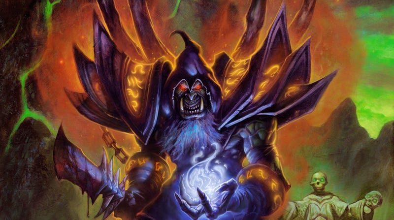 Illustration for article titled 'Zoo Warlock' Is A Powerful Hearthstone Deck That Anyone Can Play