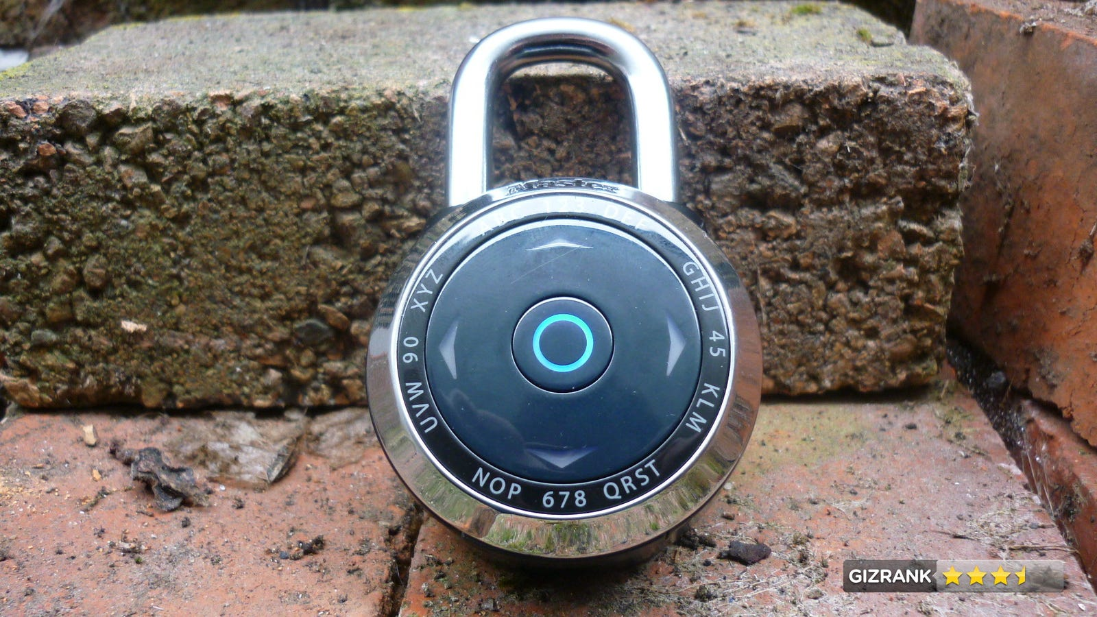 Master Lock Dial Speed Review For When Numbers Are Too