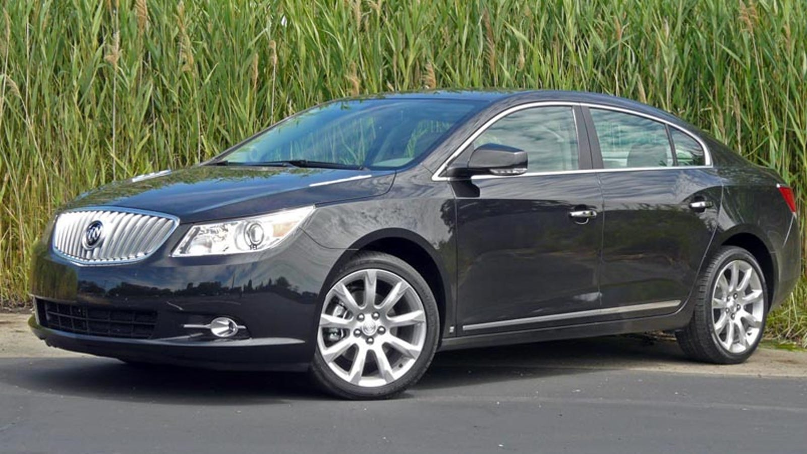 Buick LaCrosse: Root Directory