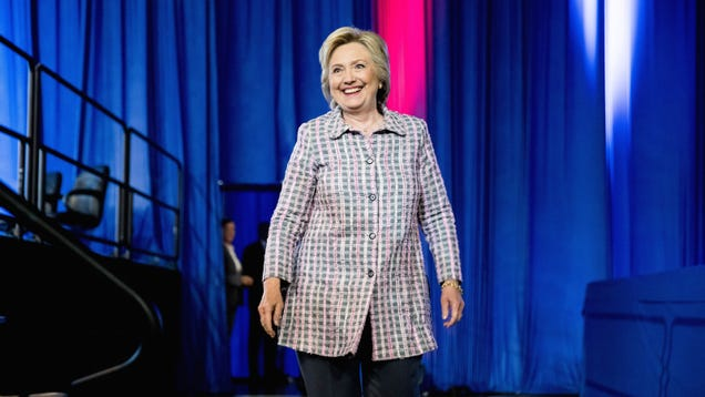 It's Official, Hillary Clinton Is the First Woman to Become a Major Party Presidental Candidate