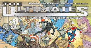 Illustration for article titled Comics You Should Be Reading: The Ultimates # 5
