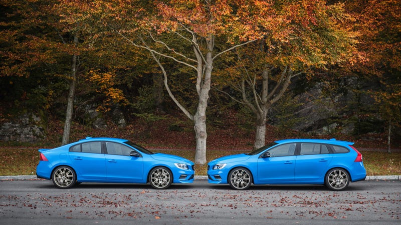 Illustration for article titled Volvo's Polestar Will Make Performance Electric Cars: Report