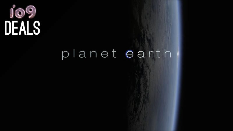 Illustration for article titled Planet Earth, Kindles of all Types, Amazon Prime [Deals]