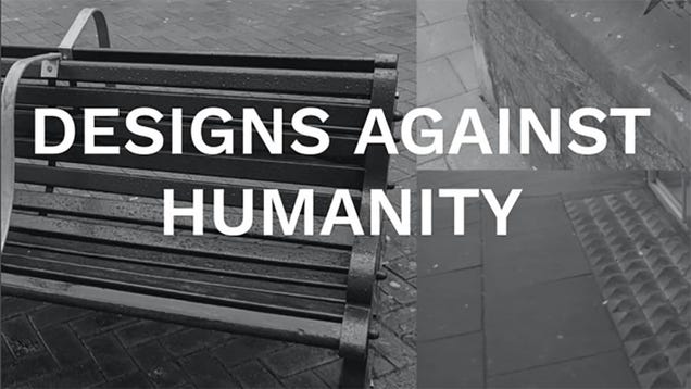 A New Campaign Wants to Fight Hostile Urban Design With Instagram