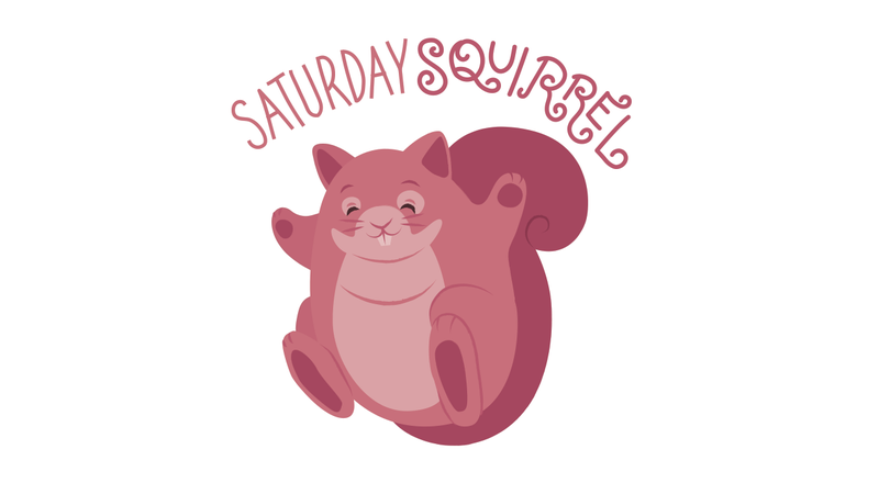 Illustration for article titled Saturday Squirrel