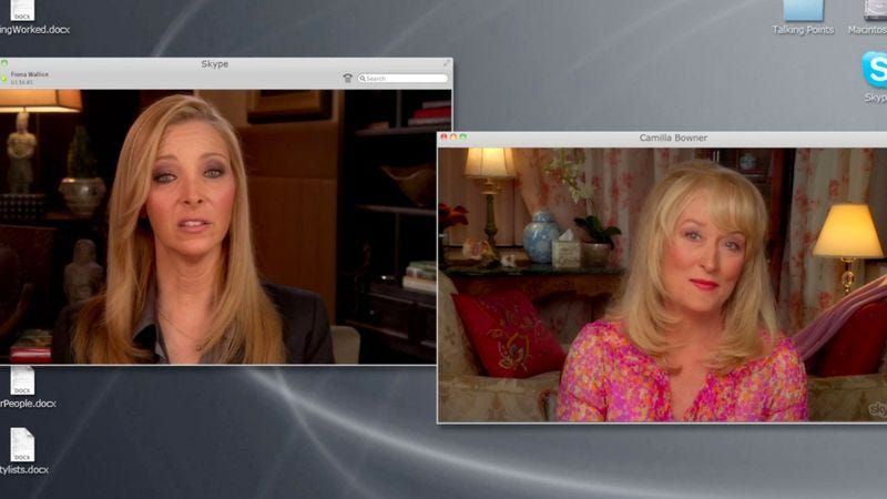 Illustration for article titled Resume your weekly sessions with Lisa Kudrow andWeb Therapy