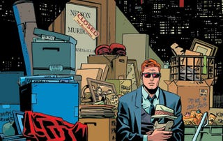 Illustration for article titled All the Various Times Daredevil's Identity Was Compromised