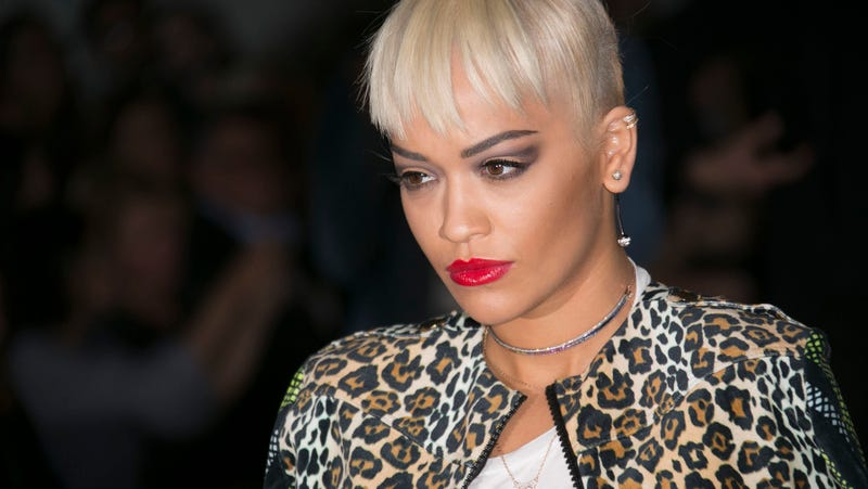 Illustration for article titled Rita Ora Is Still Trying