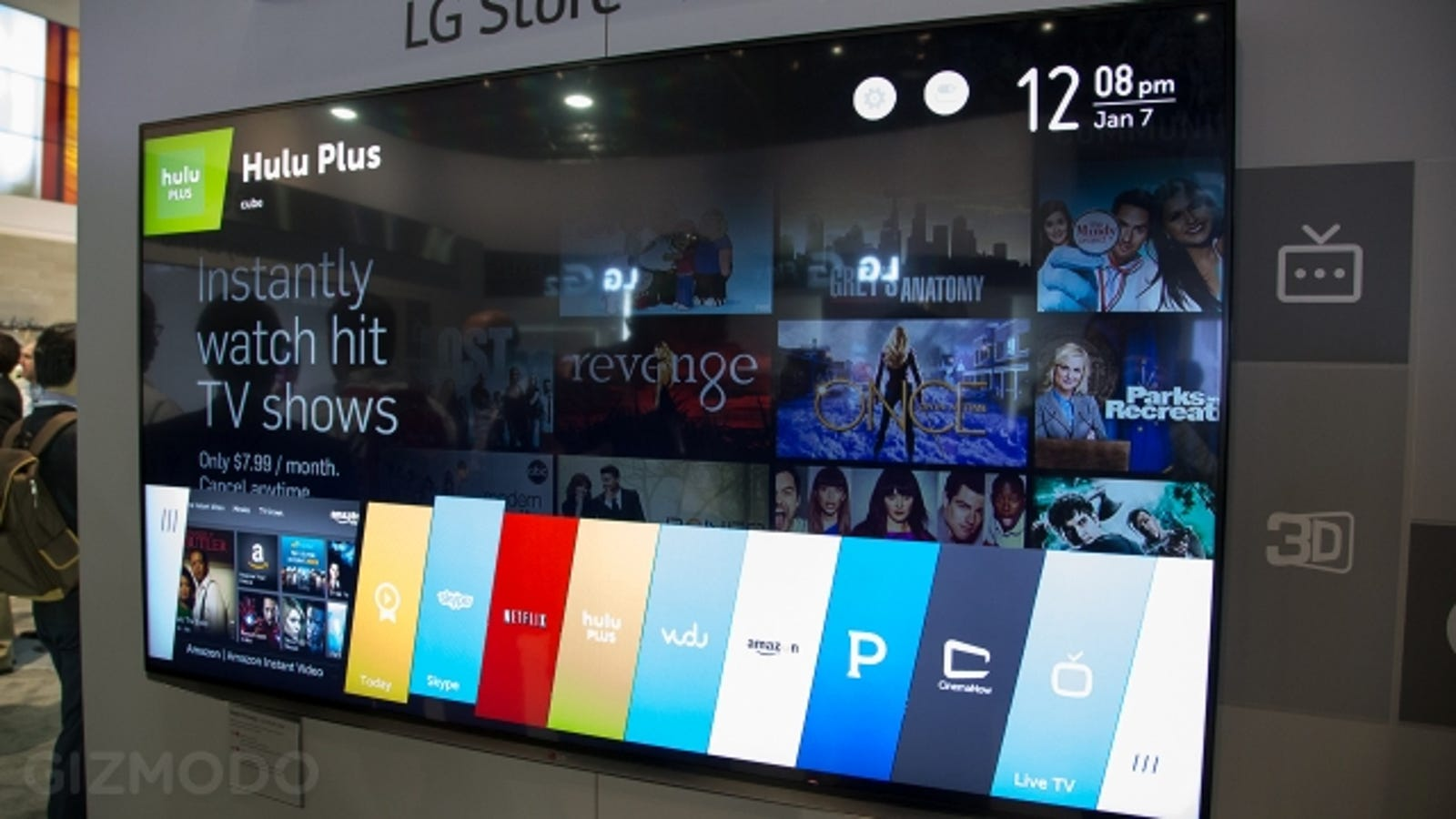 LG's WebOS TV Hands-On: An Awesome Resurrection