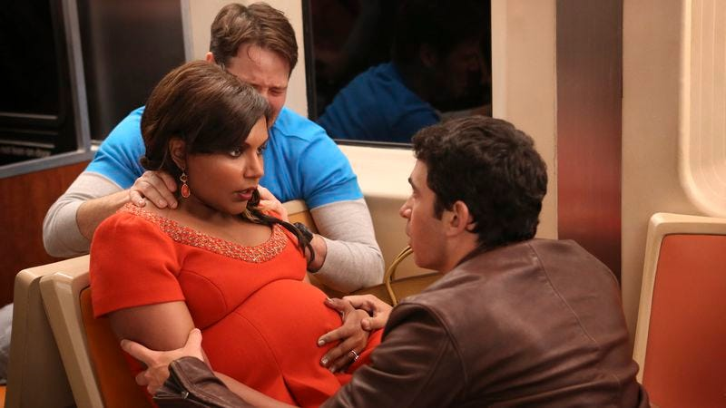 Illustration for article titled An unusual exploration of childbirth results in another hilarious Mindy Project