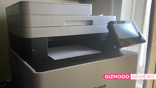 This Canon Printer Is Perfect for the WFH Professional