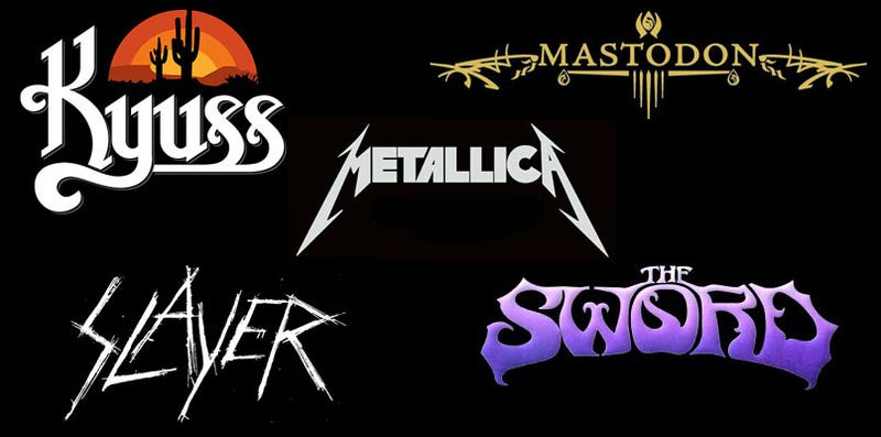 """Illustration for article titled Guitar Hero Metallica Partial Tracklist, """"Other Bands"""" Announced?"""