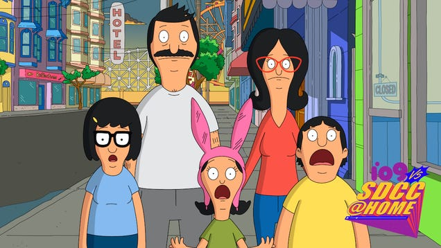 Bob s Burgers Cast and Crew Drop Hints About Season 11 (But Not Much About the Movie)