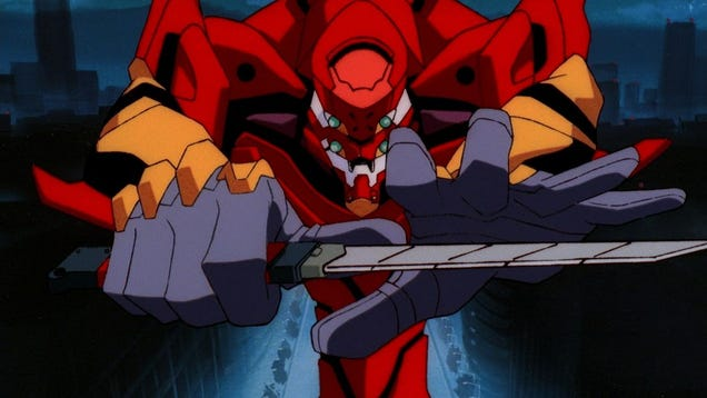 Finally, Evangelion Blu-rays You Can Actually Buy