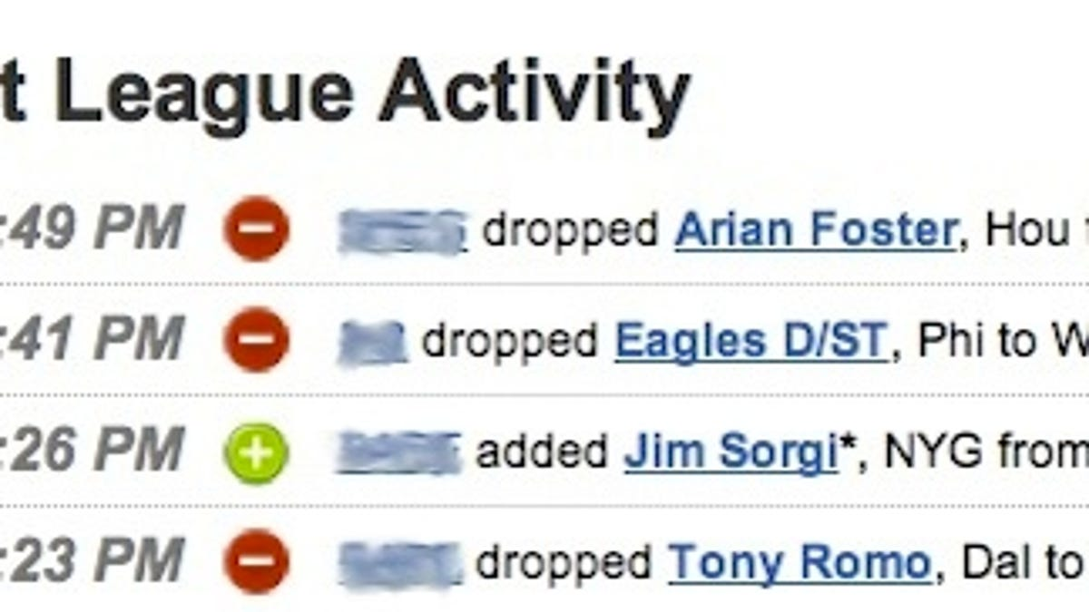 How To Hack ESPN Fantasy Football To Get Any Player You Want