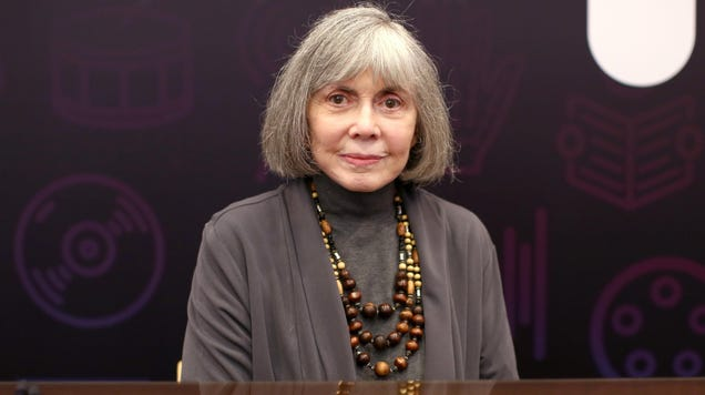 Anne Rice s Mayfair Witches Are Coming to TV, Too