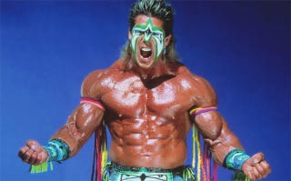 Illustration for article titled The Ultimate Warrior Has Died