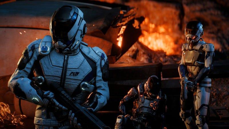 Screenshot: Mass Effect: Andromeda/Electronic Arts