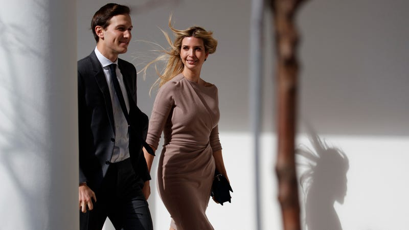 Illustration for article titled Jared and Ivanka Thought 'Planned Parenthood Discontinues Abortion Services' Would Be a Great Headline