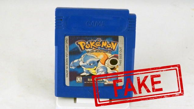 How To Spot Fake Classic Video Games