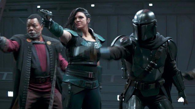 The Mandalorian Has Removed  Jeans Guy,  And I m Disappointed