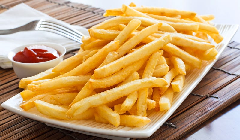 Illustration for article titled French Fries-day!