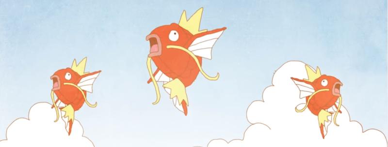 Illustration for article titled PokémonGo Players Beat Magikarp Raid Using Only Magikarp