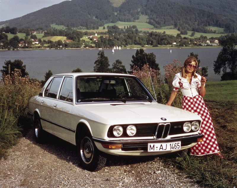 Illustration for article titled The BMW 5-Series: A Personal Look Back