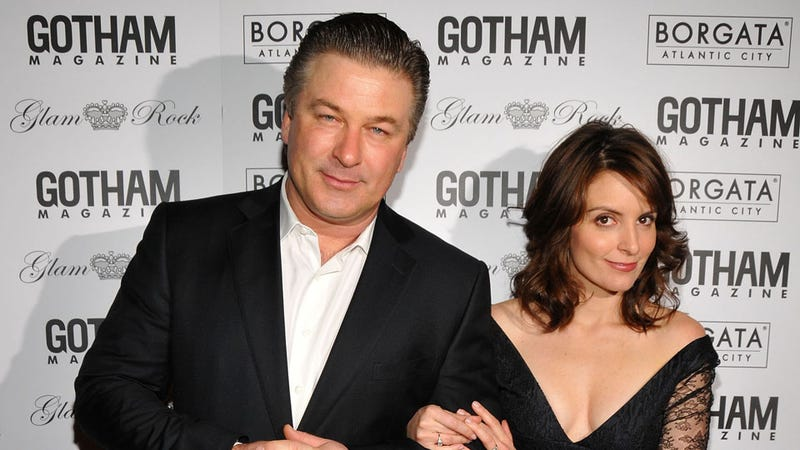 Illustration for article titled Alec Baldwin Decides to Speak for Tina Fey on the End of 30 Rock: 'She's Fucking Wiped Out'